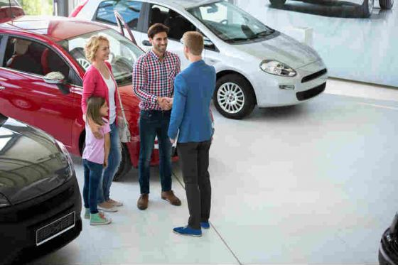 car dealer finance