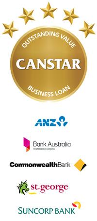 CANSTAR-Outstanding-Business-Loans-award-winners