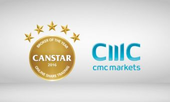 The CMC Markets online share trading platform received a 5-star rating from CANSTAR in 2016, and they won our award for best platform. Here's why.