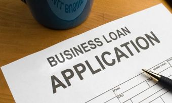 Business loan providers offer an advertised rate on their loans, but then add a risk margin based on the applicant.