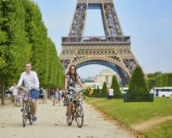 France Bike ride