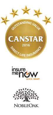 NobleOak Life Ltd and Insure Me Now on winning the 2016 Outstanding Value – Direct Life Insurance award