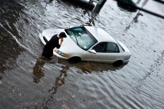 car storm cover