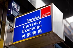 Travelex Multi Currency Cash Passport Travel Money Card