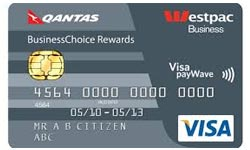 Westpac business credit cards compare business credit cards about westpac businesschoice rewards credit card reheart Gallery