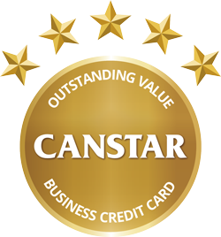 CANSTAR Outstanding Value Business Credit Card
