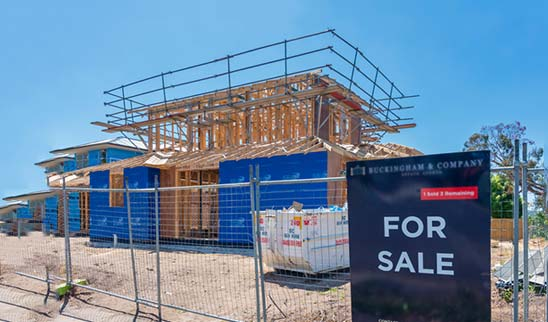 First home buyers at lowest level for years canstar for Mortgage for house under construction