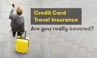 About credit card travel insurance