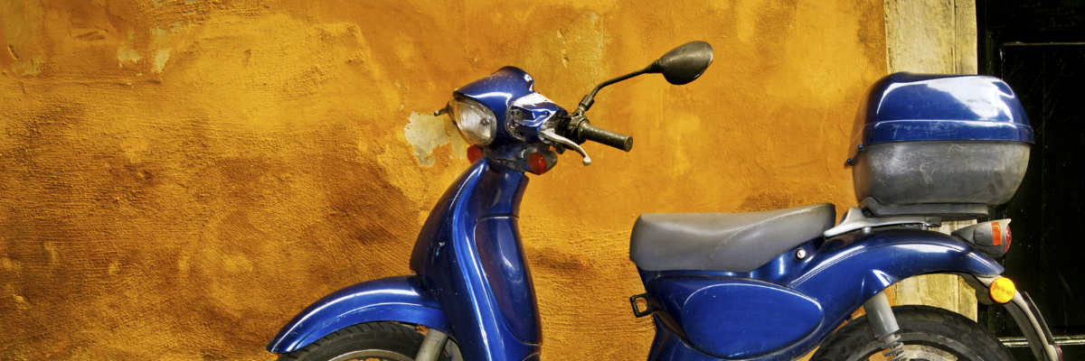 Travel Insurance For Riding A Scooter Motorbike Or Moped Overseas