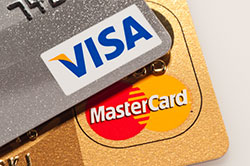 How are Visa and MasterCard travel cards different