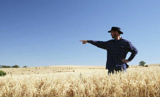 Who owns Australia's farms?